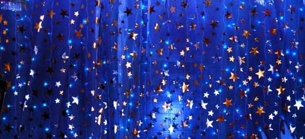 The starry host