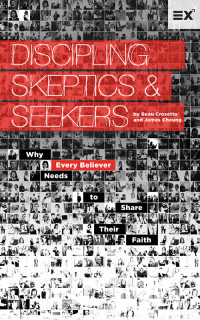 Discipling Skeptics and Seekers ebook Cover Beau Crosetto Mosaic 72